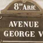 Palicao Avenue Georges V PARIS